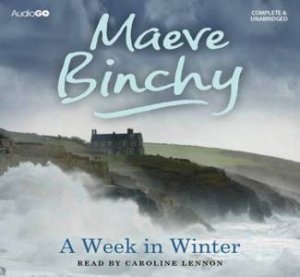 A Week in Winter 10/720 by Maeve Binchy