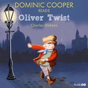 Dominic Cooper Reads Oliver Twist  1/68