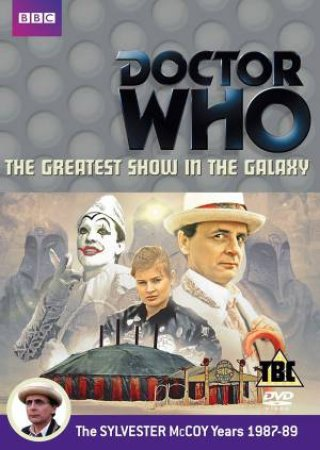 Doctor Who: The Greatest Show in the Galaxy 4/240 by Stephen Wyatt