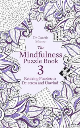 The Mindfulness Puzzle Book 3 by Gareth Moore