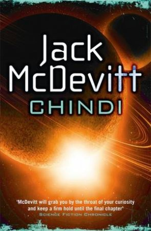 Chindi by Jack McDevitt - 9781472203236 - QBD Books