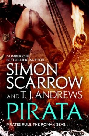 Pirata by Simon Scarrow & T. J. Andrews