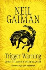 Trigger Warning Short Fictions and Disturbances