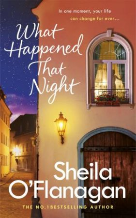 What Happened That Night by Sheila O'Flanagan