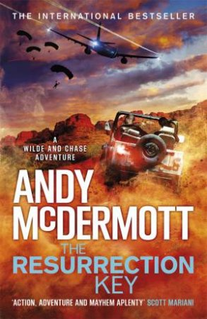 The Resurrection Key by Andy McDermott