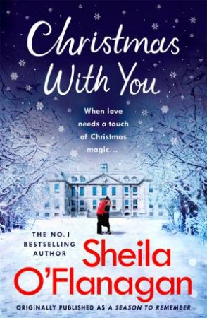 Christmas With You by Sheila O'Flanagan