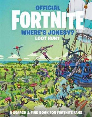 FORTNITE Official: Where's Jonesy? by Various