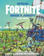 FORTNITE Official Wheres Jonesy