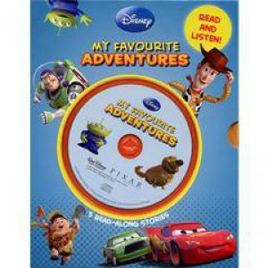 Disney: My Favourite Adventures Box Set