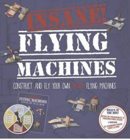 Insane Flying Machines