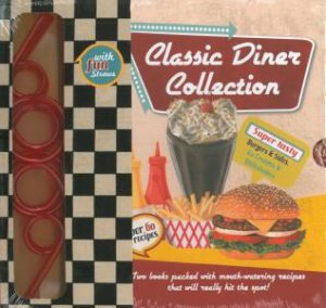 Classic Diner Collection Gift Set