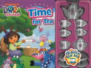 Dora The Explorer: Time For Tea