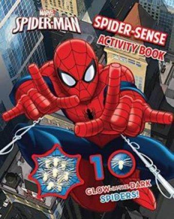 Marvel Spider-Man Spider-Sense Activity Book by Various