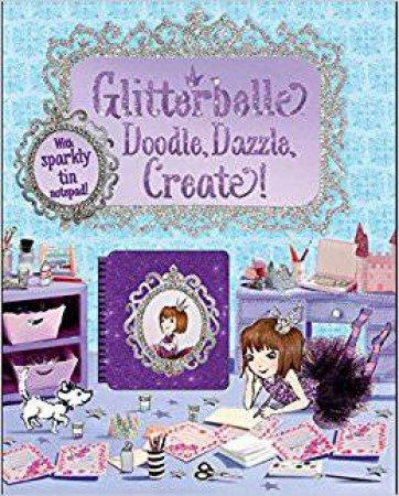 Glitterbelle: Doodle, Dazzle, Create!