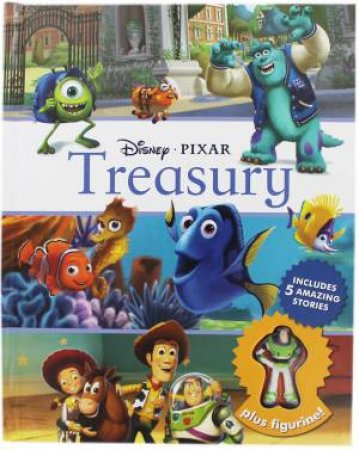 Disney Pixar Treasury