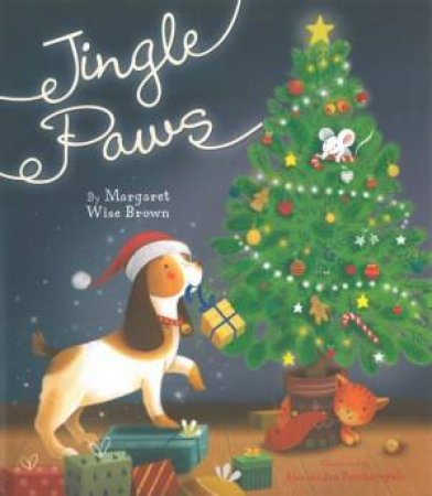 Jingle Paws by Margaret WISE BROWN