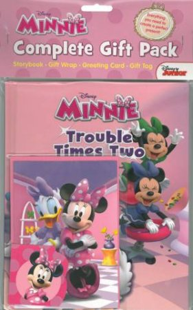Minnie Bowtique Complete Gift Pack