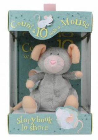 Count To 10 With A Mouse Book And Toy