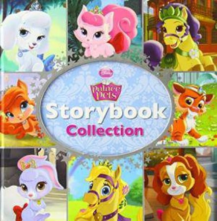 Disney Princess Palace Pets Storybook Collection