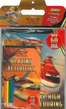 Disney Planes Fire And Rescue Jumbo Activity Pack
