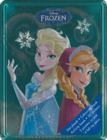 Frozen: Happy Tin