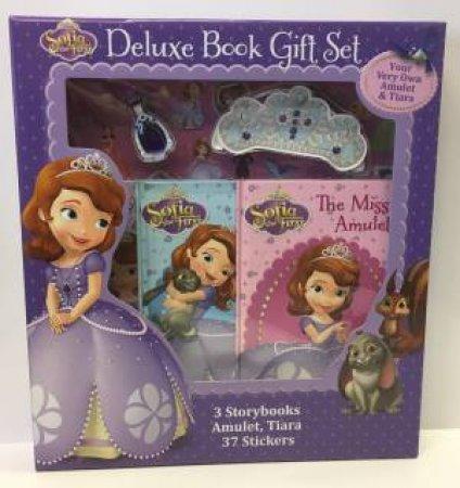 Disney Sofia: Deluxe Book Gift Set