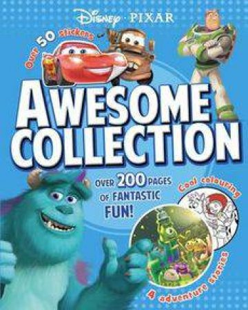 Disney Pixar Awesome Collection by Various