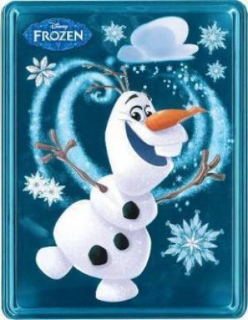 Disney Frozen Olaf Happy Tin by Various
