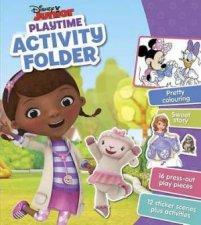 Disney Junior  Playtime Activity Folder by Various