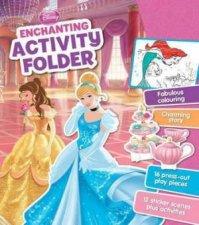 Disney Princess: Enchanting Activity Folder by Various