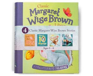 Classic Margaret Wise Brown Library