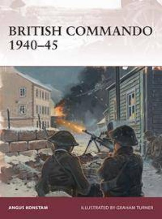 British Commando 1940-45