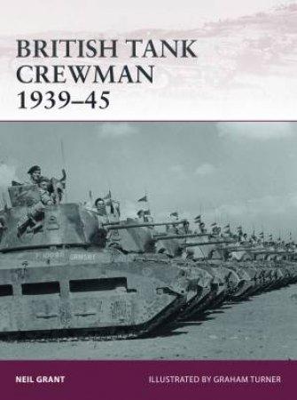 British Tank Crewman 1939-45