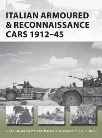 Italian Armoured & Reconnaissance Cars 1912_45