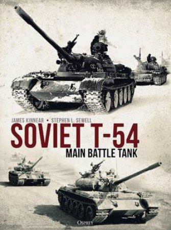 The Soviet T-54 Main Battle Tank