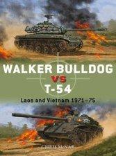 Walker Bulldog Vs T54 Laos And Vietnam 197175