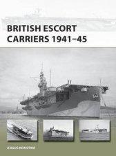 British Escort Carriers 194145