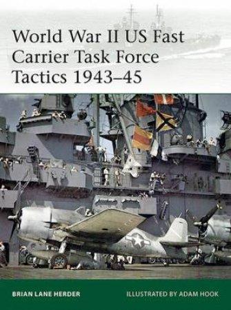 World War II US Fast Carrier Task Force