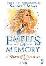 Embers Of Memory: A Throne Of Glass Game by Kuro & Sarah J. Maas & Coralie Jubenott