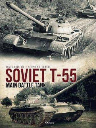 Soviet T-55 Main Battle Tank
