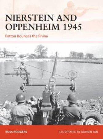 Patton Bounces The Rhine