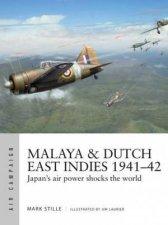 Malaya  Dutch East Indies 194142