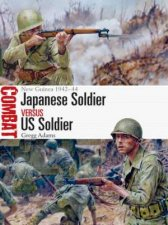 Japanese Soldier vs US Soldier New Guinea 194244
