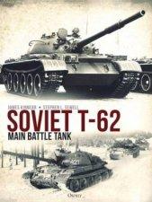 Soviet T62 Main Battle Tank
