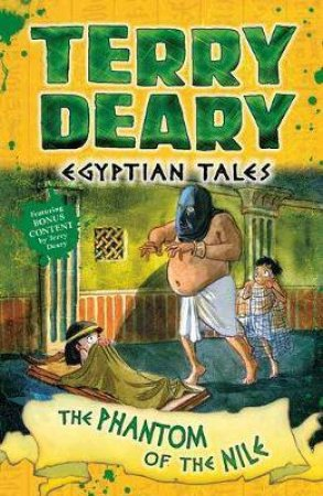 Egyptian Tales: The Phantom And The Fish