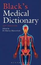 Blacks Medical Dictionary 43rd Edition