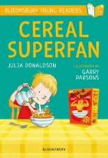 Bloomsbury Young Reader Cereal Superfan