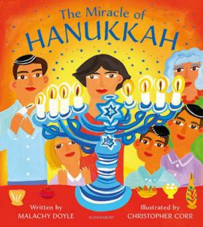 The Miracle Of Hanukkah by Malachy Doyle