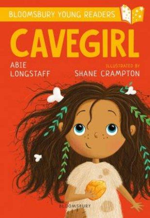 A Bloomsbury Young Reader: Cavegirl by Abie Longstaff