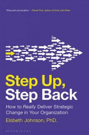 Step Up, Step Back by Elsbeth Johnson